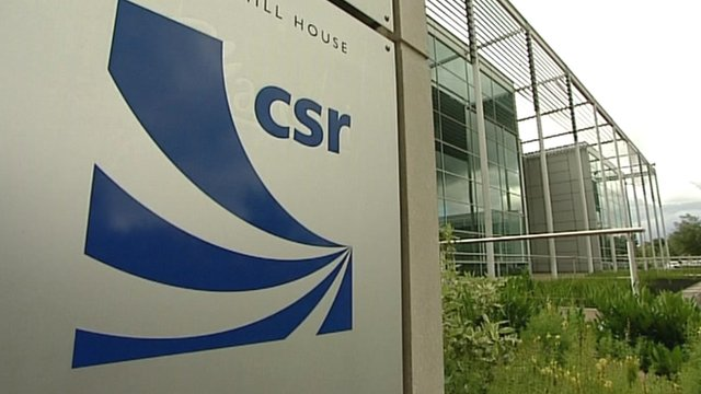 Cambridge-based CSR