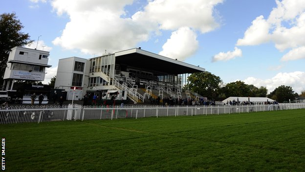 Worcester Racecourse