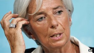 IMF MD Christine Largarde