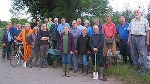 Bodenham Flood Protection Group 