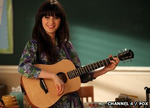 Zooey Deschanel in New Girl