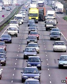 A14 traffic