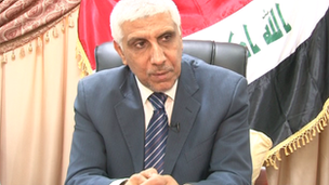 Hasan Ismail, director general Iraqi Grain Board
