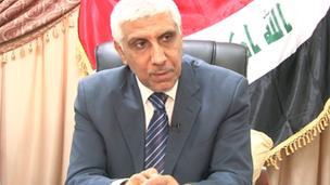 Hasan Ismail, director general Iraqi Grain Board