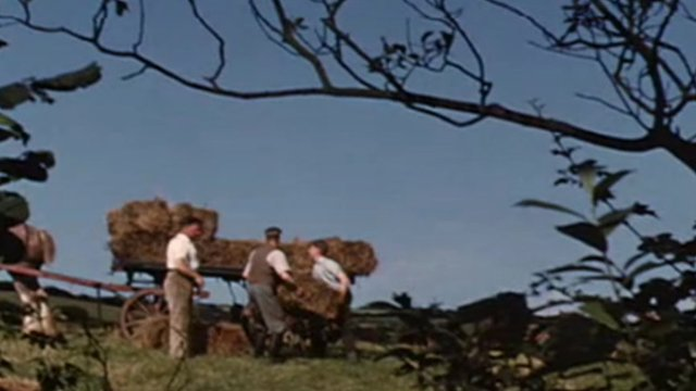 Film of life on the North York Moors in the 1950s