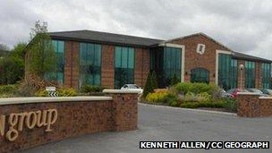 Quinn headquarters