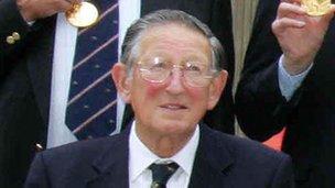 Bert Bushnell in 2008