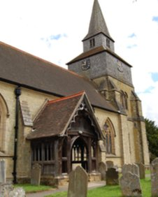 St Nicholas Church, Godstone