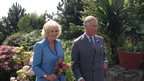 The Prince of Wales and Duchess of Cornwall visit Herm