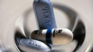 HIV medication