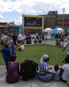 Newham Big Screen