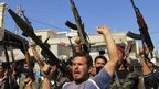 Clashes in Syria's second city