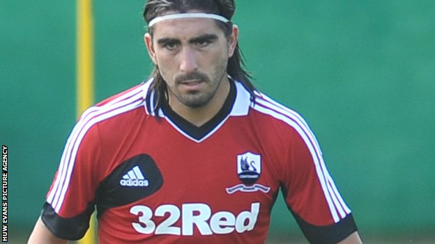 New Swansea City defender Chico