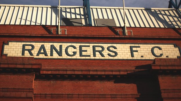 Ibrox Stadium