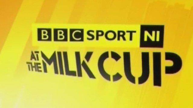 BBC Milk Cup logo