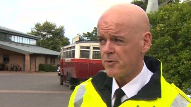Inspector Steve Dowdle