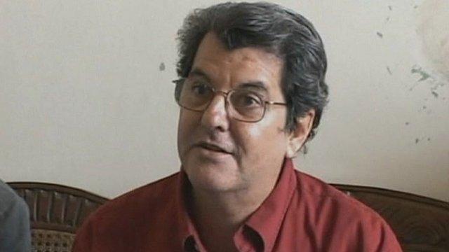 Cuba dissident Oswaldo Paya