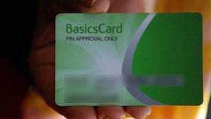 The Basics card