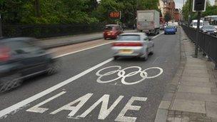 Olympic Lane