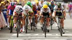 Caavendish wins stage two