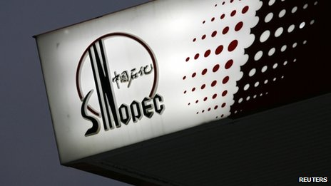 Sinopec logo