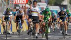 Mark Cavendish wins on the Champs Elysees