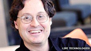 Dr Jonathan Rothberg