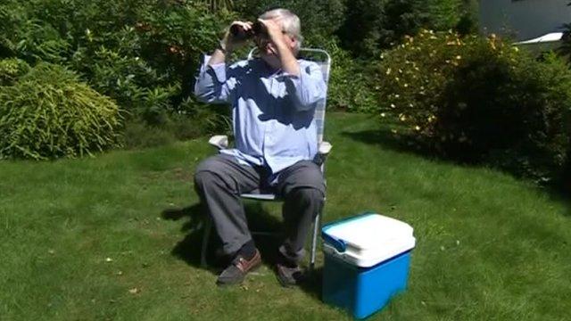 London 2012: Weymouth sailing picnic and chairs ban