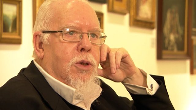 Sir Peter Blake