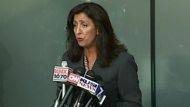 Holmes family lawyer Lisa Damiani speaks