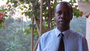 Universal Virtual Content's Andrew Mwesigwa