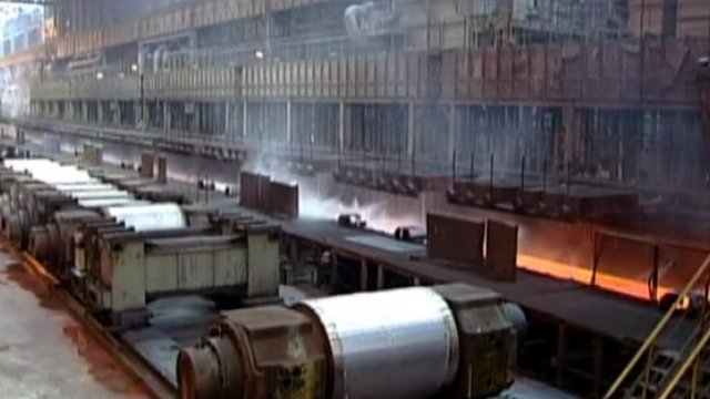 Posco is the world&#039;s fourth largest steel manufacturer