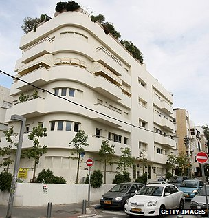 Street scene, Tel Aviv