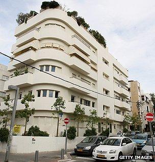 Street scene, Tel Aviv