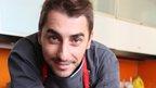 Spanish pastry chef Jordi Roca
