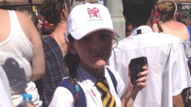 School Reporter Amelia