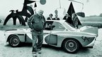Alexander Calder and his specially designed 3.0 CSL