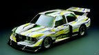 Roy Lichtenstein, Art Car, 1977 - 320i Gruppe 5 Rennversion
