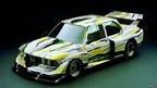 Roy Lichtenstein, Art Car, 1977 - 320i Gruppe 5 Rennversion