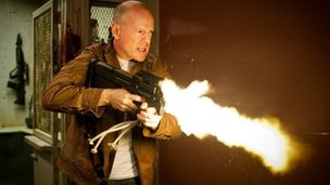 Bruce Willis in Looper