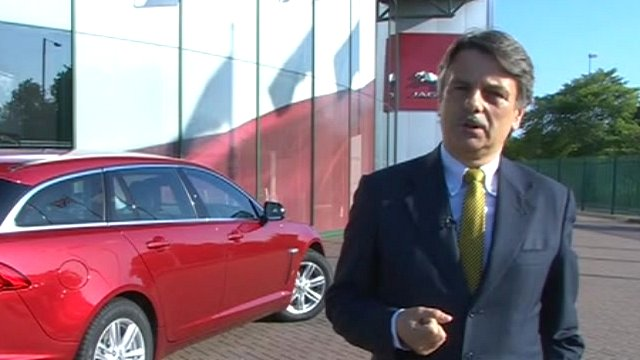 Jaguar Land Rover chief executive Ralf Speth