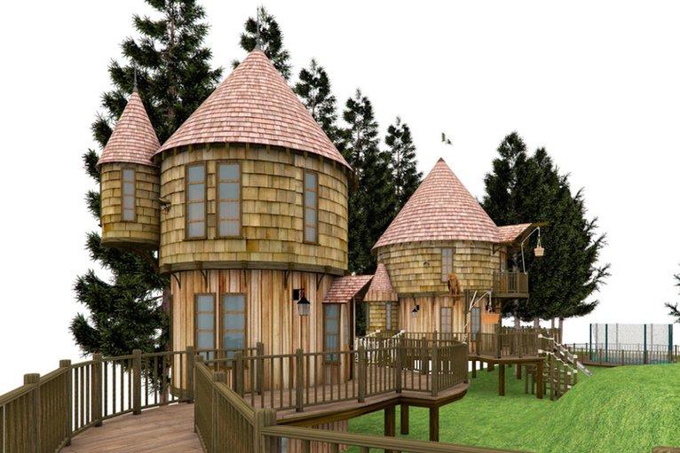 Error bbc newsbeat Kids tree houses