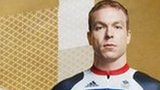 Team GB's Sir Chris Hoy