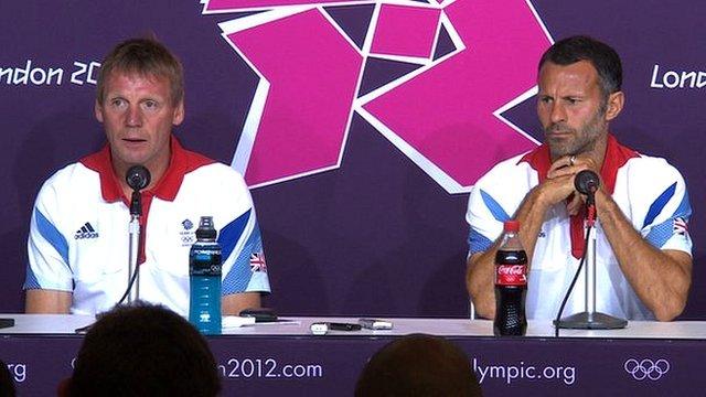 Stuart Pearce & Ryan Giggs