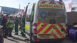A St John Ambulance