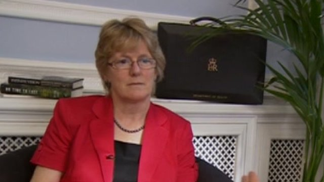 Prof Dame Sally Davies