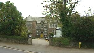 Camborne Grammar School site