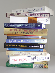 The Booker longlist