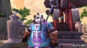 Mists of Pandaria art