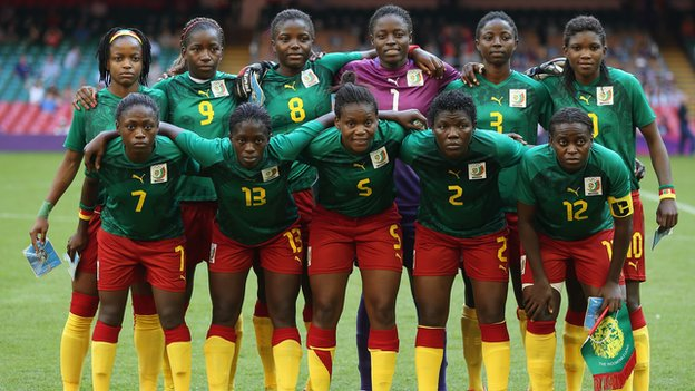 Cameroon&#039;s women&#039;s Olympic football team